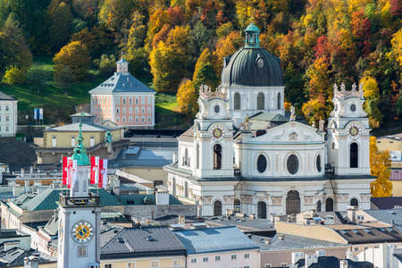 Salzburg Cathedral photo