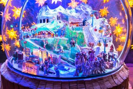 Jungfrau , Switzerland, Tunnel Ice Palace