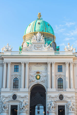 Hofburg Vienna photo