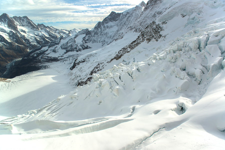 aletsch: Great Aletsch Glacier Jungfrau region
