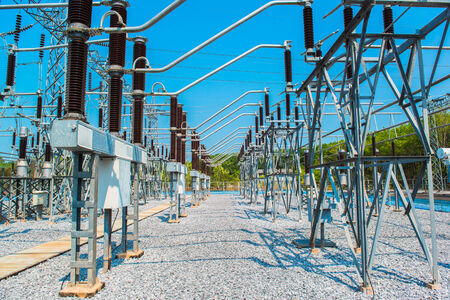 Power station equipments