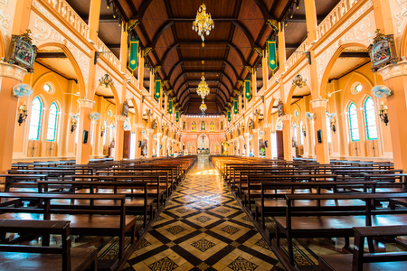 roman catholic: The Roman Catholic Church in Chanthaburi Province, Thailand Editorial