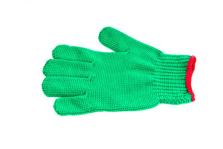 industrail: hand gloves