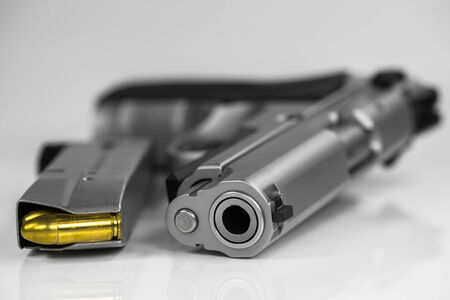 vigilante: Bullets in the gun