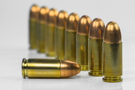 bullets: Bullets Stock Photo