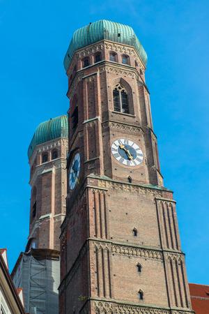 frauenkirche: Munchen Frauenkirche