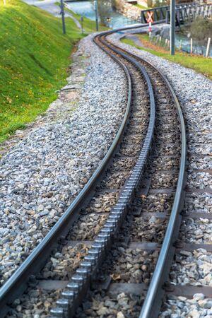 railway tracks: Railway tracks