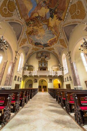 dom: Dom Sankt Jakob, la cathédrale d'Innsbruck, Autriche