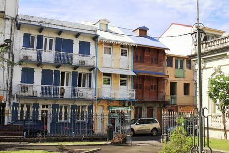 creole: Fort de France - Martinique - FWI - Caribbean