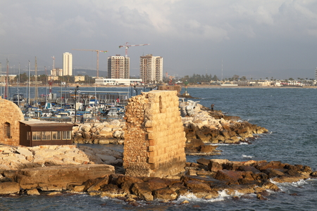 Old Harbor Tower - Acre - Israel