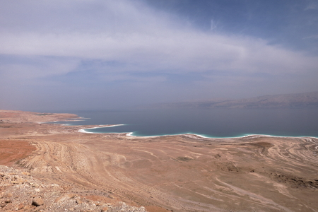 The Dead Sea - Israel Stock Photo