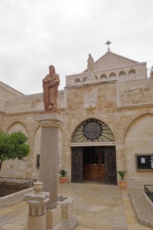 jesuschrist: Church of the Nativity - Bethlehem - Israel
