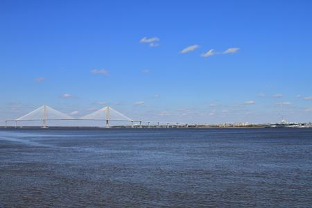 Arthur Ravenel Jr. Bridge - Charleston, SC - USA