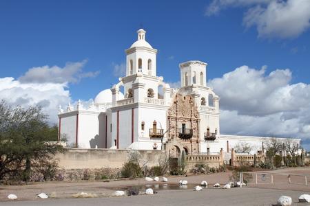 San Xavier Mission - Tucson - USA