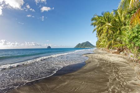 Le Diamant - Martinique FWI