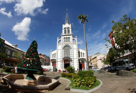 Cathédrale de Fort de France - Martinique FWI