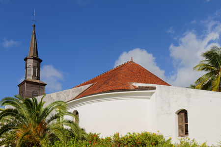 Le Diamant Church - Martinique FWI