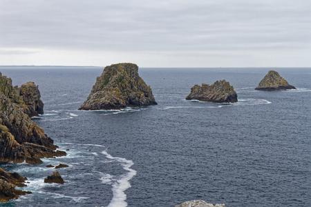 Pen Hir peninsula - Camaret, Finistère, Brittany, France