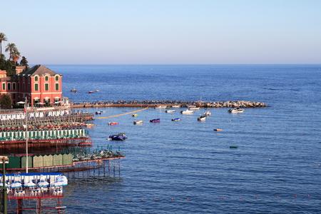 Rapallo Harbor - Italy