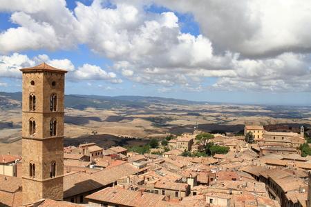 Volterra - Tuscany - Italy Stockfoto - 116304357