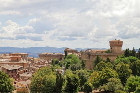 Volterra - Tuscany - Italy Stockfoto - 116304361