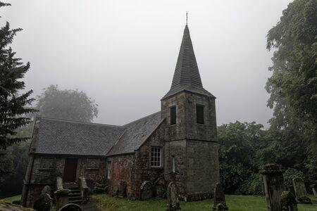 Glencorse house chapel - Edinburgh, Scotland, United Kingdom