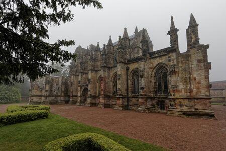 Rosslyn chapel - Edinburgh, Scotland, United Kingdom
