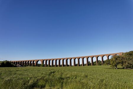 Culloden viaduct - Inverness, Scotland, UK
