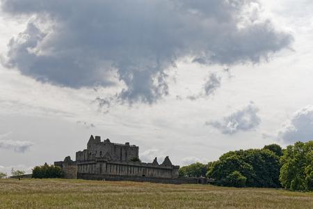 Craigmillar castle - Edinburgh, Scotland, United Kingdom Editorial