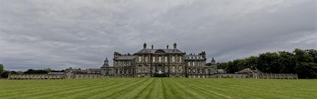 Hopetoun House - Edinburgh, Scotland, United Kingdom Editorial