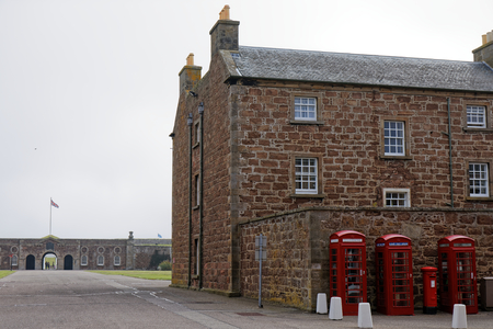Fort George - Ardersier, Inverness, Scotland, UK