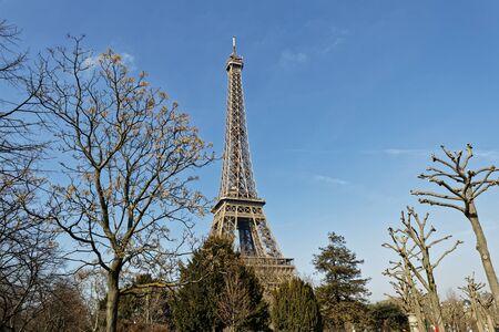 Paris, France - The Eiffel Tower