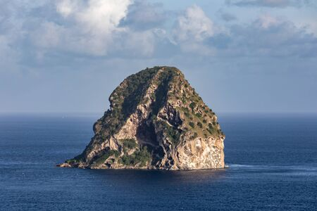 Le Diamant, Martinique, FWI - Diamond Rock (Rocher du Diamant)