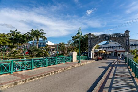 Independence Arch - Bridgetown, Barbados