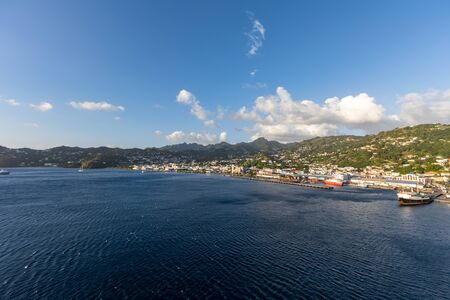 Kingstomn, Saint Vincent and the Grenadines - The city