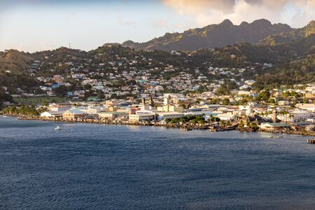 Saint Vincent and the Grenadines - The city