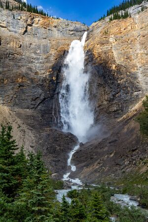 Takakkaw falls - Yoho National Park, British Columbia, Canada