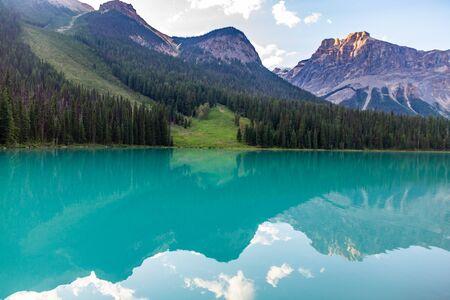 Emerald Lake, Columbia-Shuswap, British Columbia, Canada
