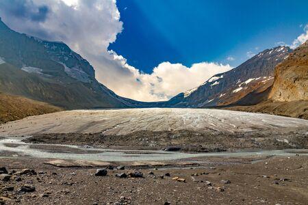 Athabasca Glacier, Columbia Icefield, Alderta, Canada