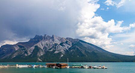 Lake Minnewanka - Banff National Park, Banff, Alberta, Canada