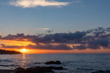 Sainte Maxime, Var, France - Sunrise