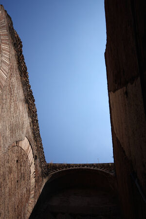 A photo of the Colosseum in Rome