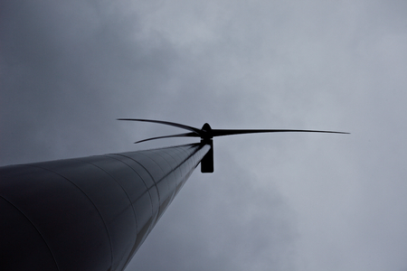 A photo of a windmill  energy  Stock Photo