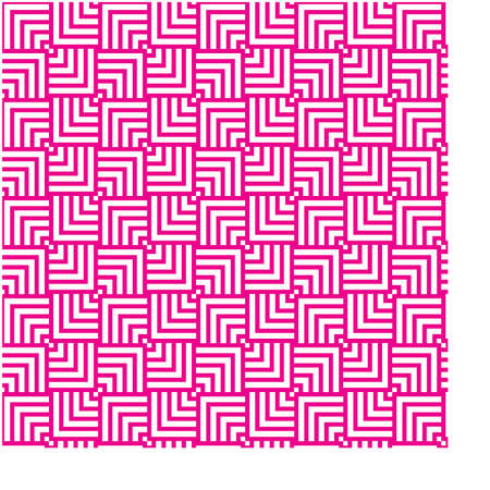 the pink and purple abstract overlapping pattern background