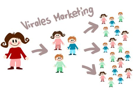 viral marketing Stock Photo - 8177168