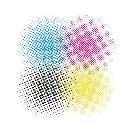 Halftone background(vector design element) Stock Vector - 5441775