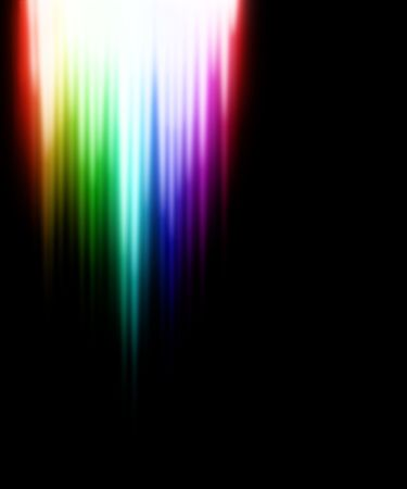 gamut: Illustration of Color light effect. Beautiful background. Stock Photo