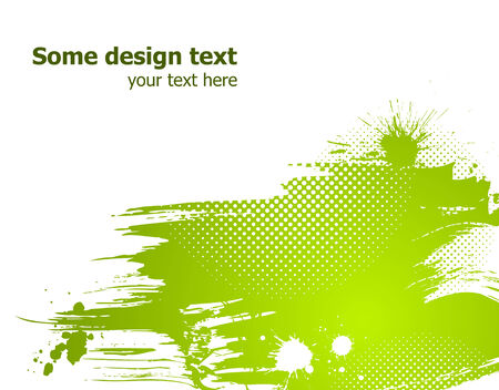 ink splash: Elegance paint splash background with place for your text.