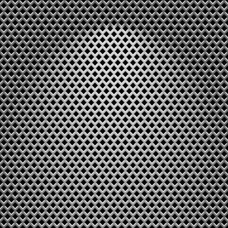 Hochwertige Illustration Steel textur.