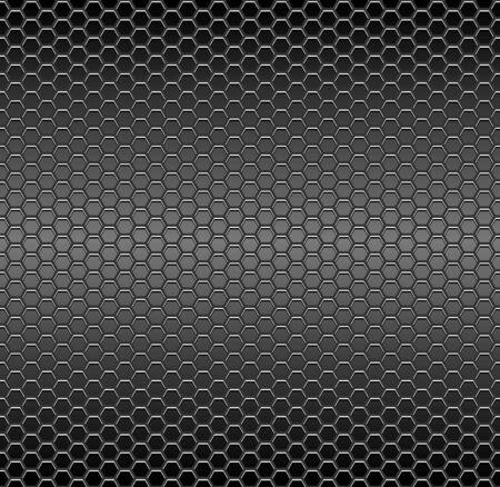 Illustrazione di alta qualità di texture in acciaio.
